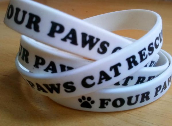Charity Wrist Bands