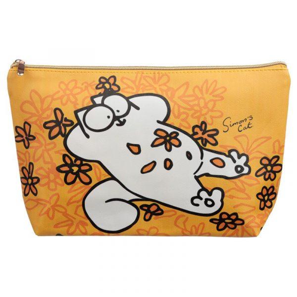 Simon's Cat Large PVC Wash Bag