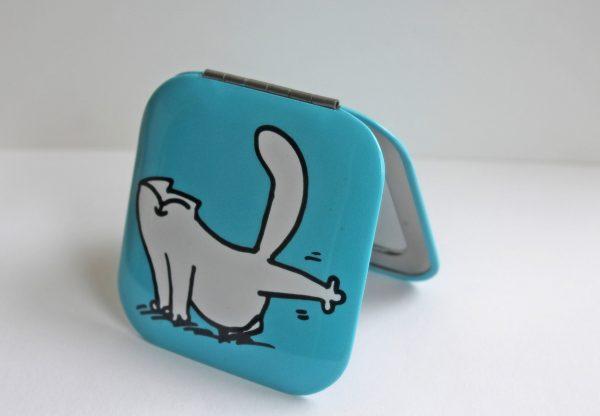 Simon's Cat Pocket Mirror