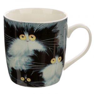Kim Haskins Porcelain Mug
