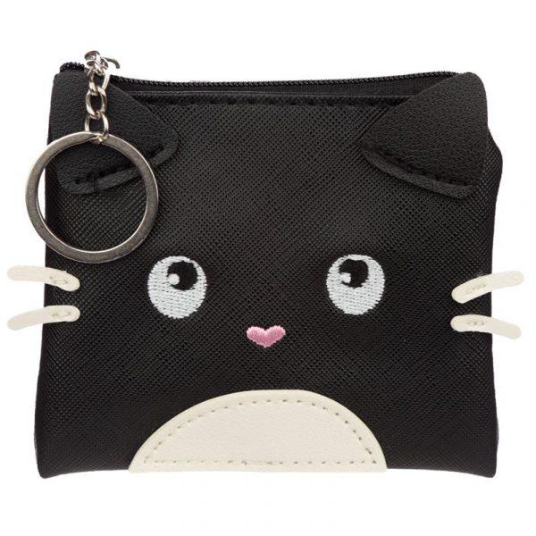 feline fine purse